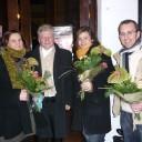 nach dem Weihnachtsoratorium in Szeczin
